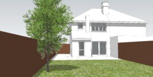 House plans | loft conversion in Epsom