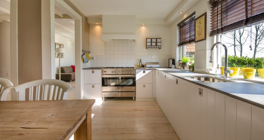 "A complete kitchen extension, which can be achieved when clients ask ""Do I need planning permission to extend my kitchen?"""